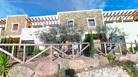 Promoción en residencial Costa Laguna de Los Gallardos