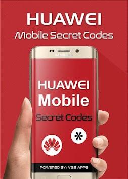 Huawei Secret Codes APK Latest Version Download - Free Tools