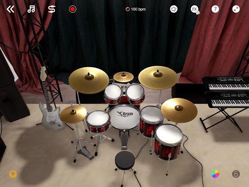 X Drum - 3D & AR 3.5 screenshots 9