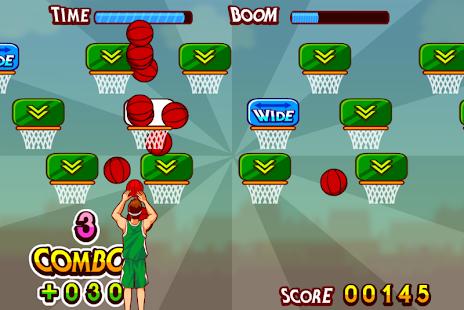 Crazy Basketball screenshot