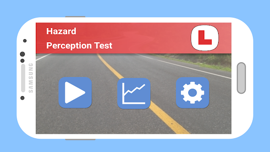 Hazard Perception Test UK 2018 - náhled