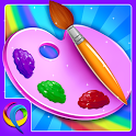 Coloring Book - Drawing Pages for Kids icon