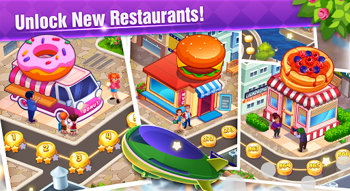 Cooking Family :Craze Madness Restaurant Food Game android2mod screenshots 5