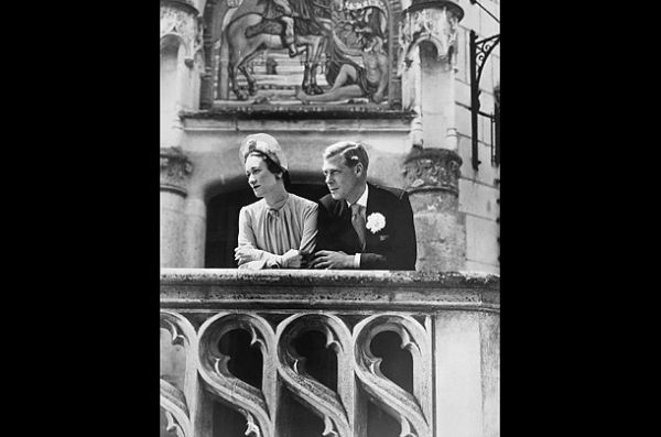 Duke dan Duchess of Windsor, 3 Juni 1937