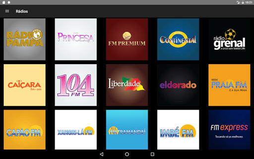 Ru00e1dio Princesa FM  screenshots 4