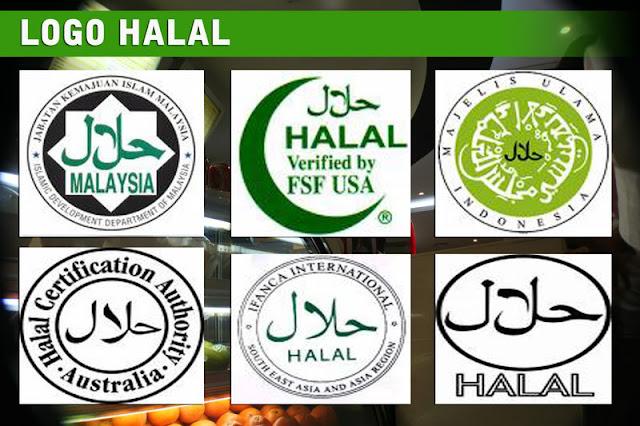 logo halal sedunia