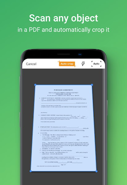 ScanToFill: Document Scanner - Scan PDF file fast