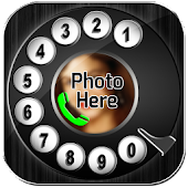 My Photo Old Phone Dialer