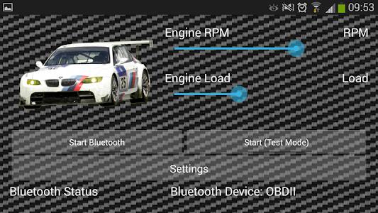 GTSoundSim OBDII Engine Sounds screenshot 0
