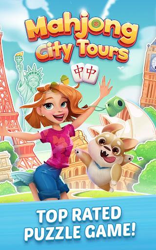 Mahjong City Tours: Free Mahjong Classic Game screenshots 5