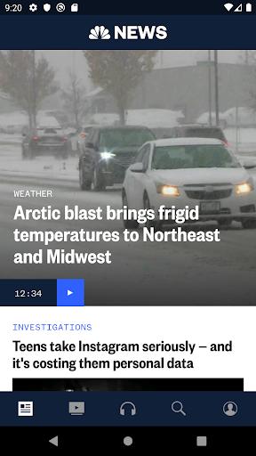Download NBC News: Breaking News, US News & Live Video MOD APK 1