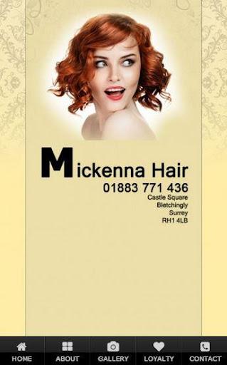 Mickenna Hair
