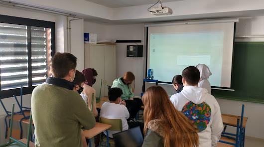 40 alumnos del IES Sabinar fabricarán pantallas y prótesis con tecnología 3D