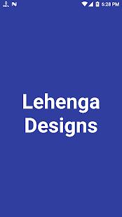 Lehenga Design - náhled
