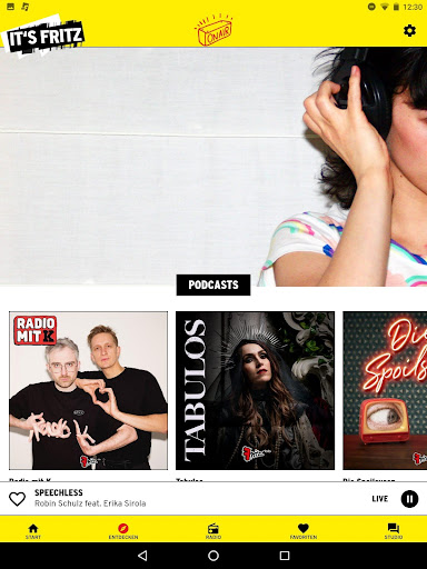Radio Fritz  screenshots 15