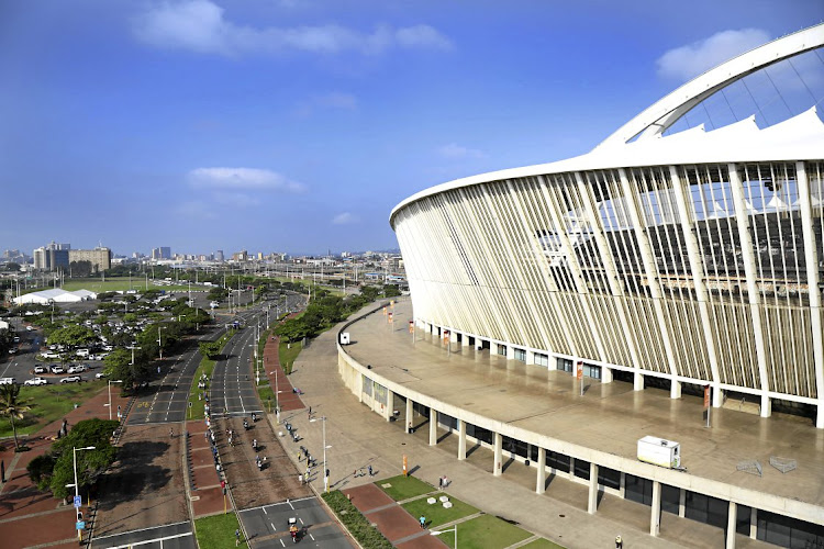 Moses Mabhida Stadium. File photo.