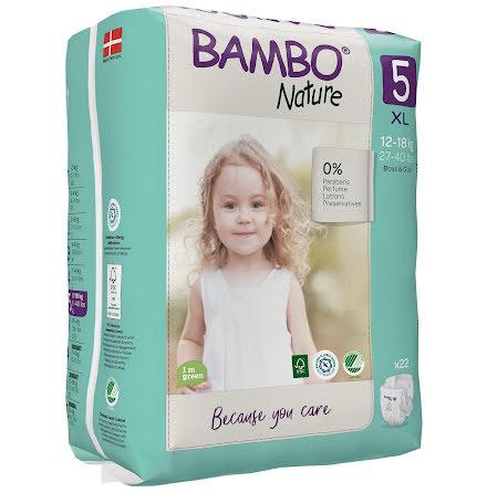Bambo Nature, 12-18 kg, 24/fp