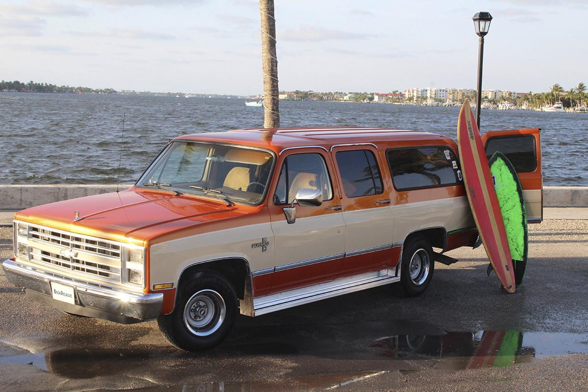Chevrolet Suburban Hire Boynton Beach