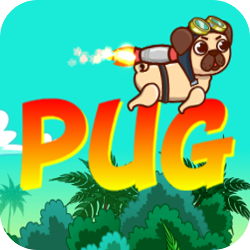 Pew Pug Rocket Run game (apk) free download for Android/PC/Windows