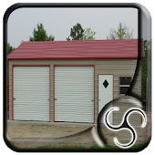 Prefab Steel Garage Design