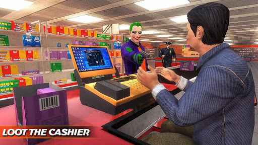 City Gangster Clown Attack 3D for PC