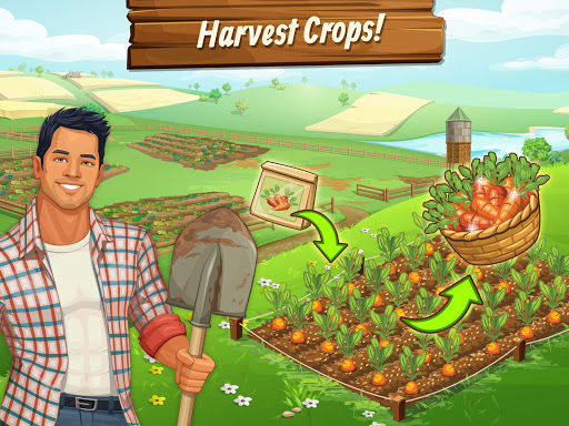 Big Farm: Mobile Harvest for Android