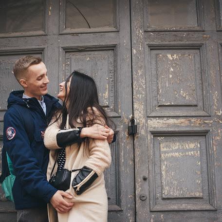 Wedding photographer Aleksandra Amenina (venyamenina). Photo of 20.11.2017