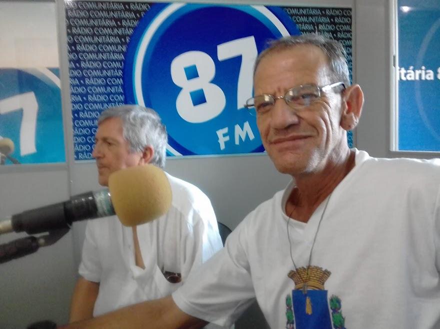 Leverton Eduardo Borovisk, o popular Gaúcho