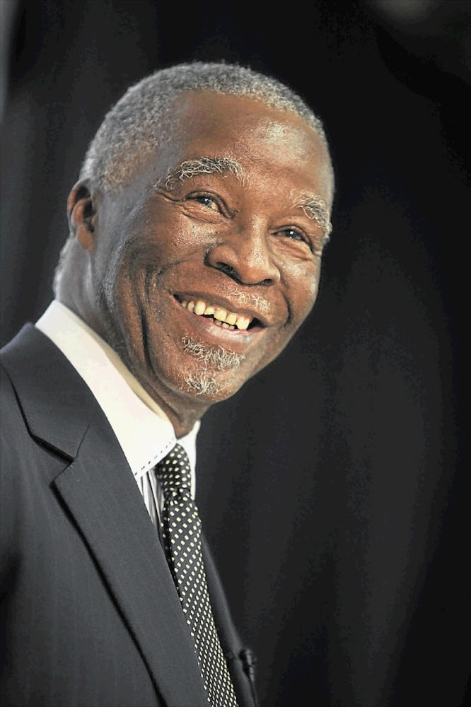Birthday Wishes Pour In For Former President Thabo Mbeki