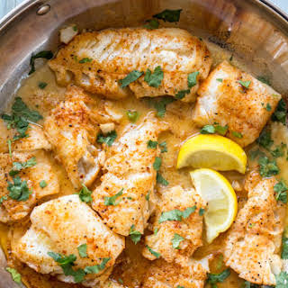 Frozen Cod Recipes.