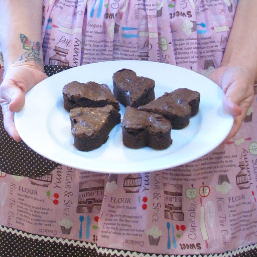 Dark Chocolate Chunk Brownie MIX
