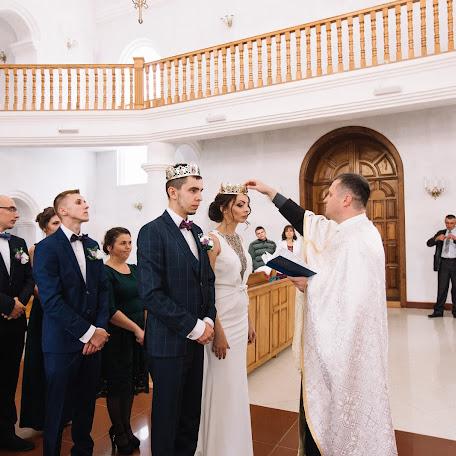 Wedding photographer Viktoriya Lokotosh (tori7). Photo of 19.11.2017