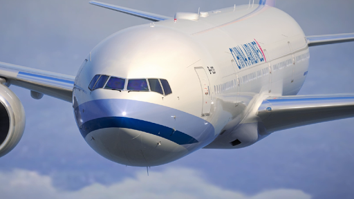 China Airlines VR 360