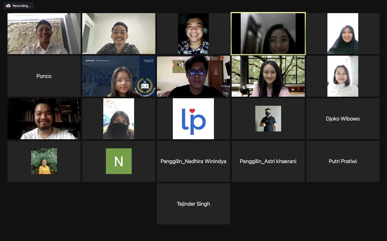 lifepal perkuat digital marketing meeting
