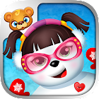 123 Kids Fun SNOWMAN Free icon