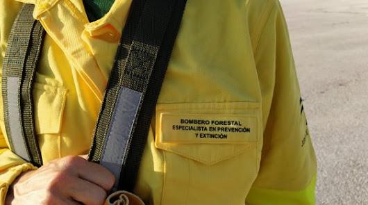 Nuevo incendio en Almería, esta vez en Bacares: ya controlado por el Infoca