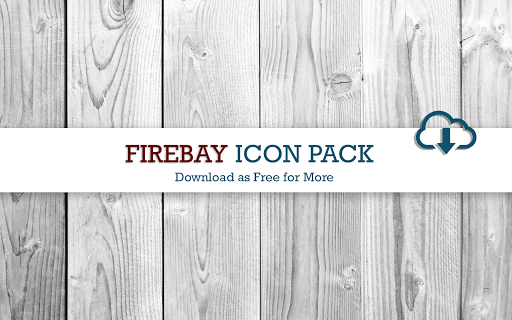 Screenshot for Firebay Icon Pack in United States Play Store