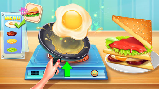 ud83eudd6aud83eudd6aMy Cooking Story - Deli Sandwich Master 2.3.5009 screenshots 18