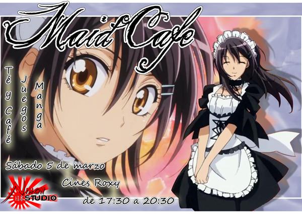 II Maid Cafe por Nihon Studio Maidcafe2peque%C3%B1a