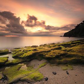 Nipah by Rizal Amir - Landscapes Sunsets & Sunrises ( lombok landscape senggigi beach sunset )