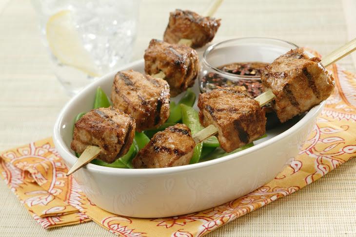 Nutty Pork Broil Recipe