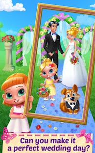 Wedding Fiasco - The Race for the Perfect Dress Screenshot