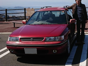 レガシィツーリングワゴン BF5 VZ typeR 平成4年車のカスタム事例画像 Yumori1126さんの2019年03月25日01:26の投稿