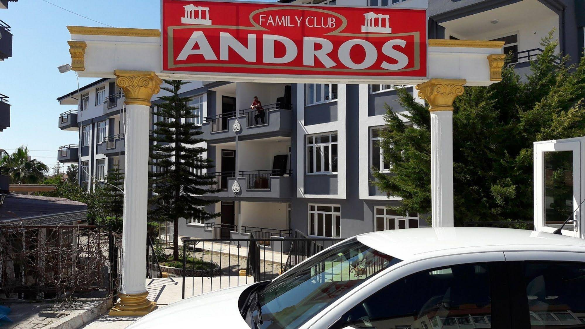 Andros Family Club