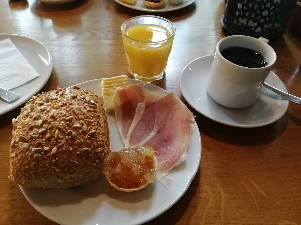 Große Teichsmühle Dülmen Frühstück
