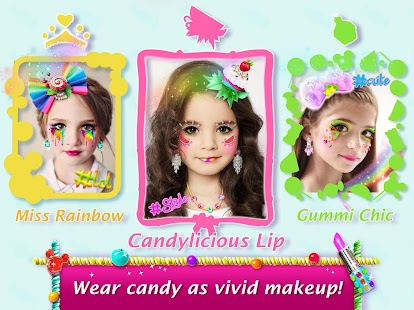Candy Mirror! Fantasy Makeover- screenshot thumbnail