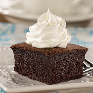 Secret Devilish Chocolate Cake