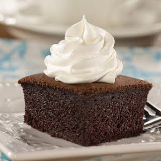 Secret Devilish Chocolate Cake.