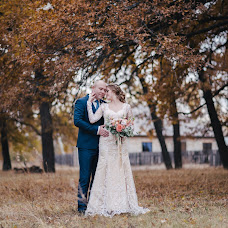 Wedding photographer Vladimir Peskov (peskov). Photo of 22.10.2017