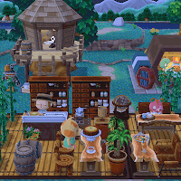 森 場 ポケ レイアウト キャンプ